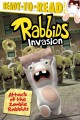 Go to record Attack of the zombie rabbids