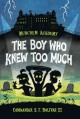 Go to record The boy who knew too much