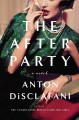 Go to record The after party a novel