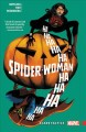 Go to record Spider-Woman, Shifting gears. Scare tactics