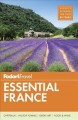 Go to record Fodor's essential France.