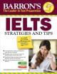 Go to record Barron's IELTS strategies and tips