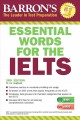 Go to record Barron's essential words for the IELTS
