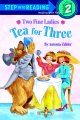 Go to record Two fine ladies : tea for three