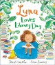 Go to record Luna loves library day
