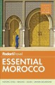 Go to record Fodor's essential Morocco.