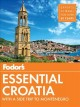 Go to record Fodor's Essential : Croatia ; with a side trip to Montenegro.