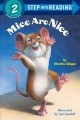 Go to record Mice are nice