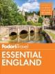 Go to record Fodor's essential England.