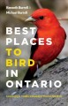 Go to record Best places to bird in Ontario