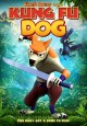 Go to record Kung fu dog