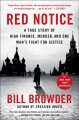 Go to record Red notice : a true story of high finance, murder, and one...