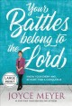 Go to record Your battles belong to the Lord know your enemy and be mor...