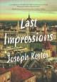 Go to record Last impressions