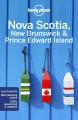 Go to record Lonely Planet Nova Scotia, New Brunswick & Prince Edward I...