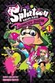 Go to record Splatoon squid kids comedy show. 1