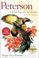 Go to record Peterson field guide to birds of North America