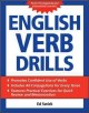 Go to record English verb drills