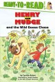 Go to record Henry and Mudge and the wild goose chase : the twenty-thir...