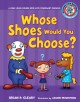 Go to record Whose shoes would you choose? : a long vowel sounds book w...