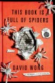 Go to record This book is full of spiders : seriously, dude, don't touc...