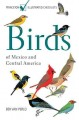 Go to record Birds of Mexico and Central America