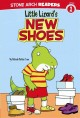 Go to record Little Lizard's new shoes