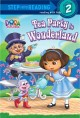 Go to record Tea party in Wonderland