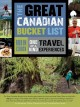 Go to record The great Canadian bucket list : one-of-a-kind travel expe...