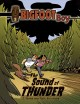 Go to record The sound of thunder