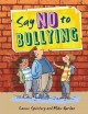 Go to record Say no to bullying
