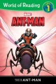 Go to record This is ant-man