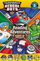 Go to record Transformers Rescue Bots : reading adventures.