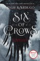 Go to record Six of crows