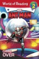 Go to record Ant-Man. Game over