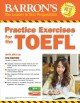 Go to record Barron's practice exercises for the TOEFL : test of Englis...