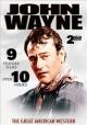 Go to record John Wayne the great American legend.