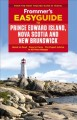 Go to record Frommer's easyguide to Prince Edward Island, Nova Scotia &...