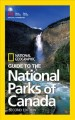 Go to record National Geographic guide to the national parks of Canada.